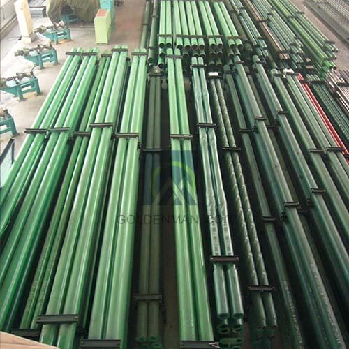 API 5DP 3 12 NC38 heavy weight drill pipe-2