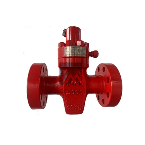 API 6A Hydraulic FC FLS gate valve-1