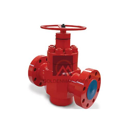 API 6A Hydraulic FC FLS gate valve-2