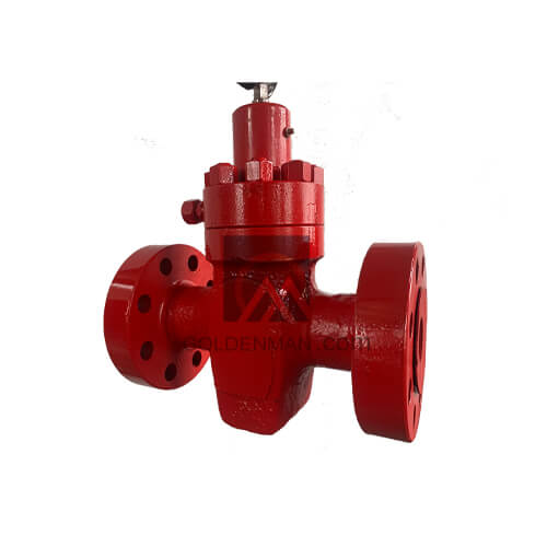 API 6A Hydraulic FC FLS gate valve