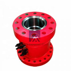 Drilling Spool And Adapter Flange