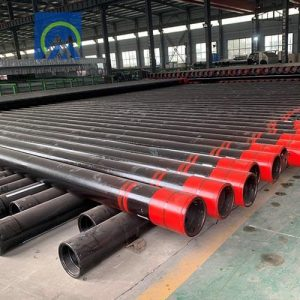 Oilfield API5CT oil well casing and tubing pipe