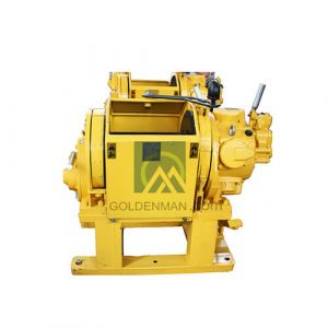 drilling equipment air winch hydraulic winches