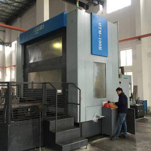 machining center 5